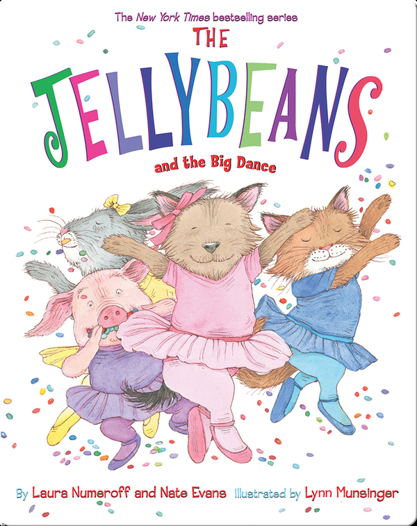 Jellybeans and the Big Dance
