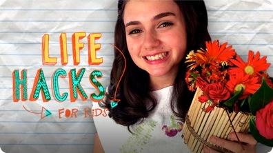 Outdoor Art Hacks | LIFE HACKS FOR KIDS