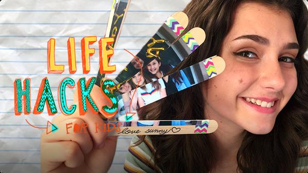 Popsicle Stick Hacks   LIFE HACKS FOR KIDS