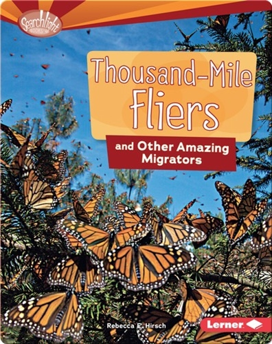 Thousand-Mile Fliers and Other Amazing Migrators