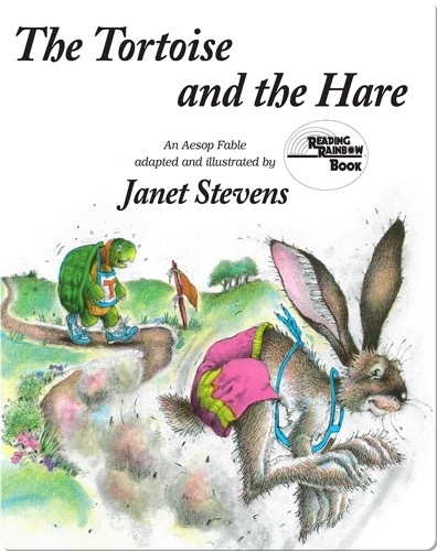 The Tortoise and the Hare: An Aesop Fable