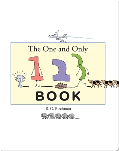 The One and Only 1, 2, 3 Book
