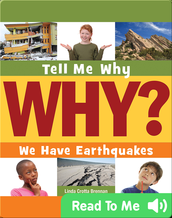We Have Earthquakes