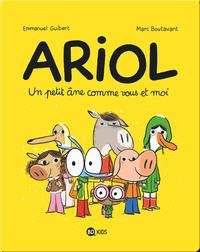 Ariol: Un petit âne comme vous et moi