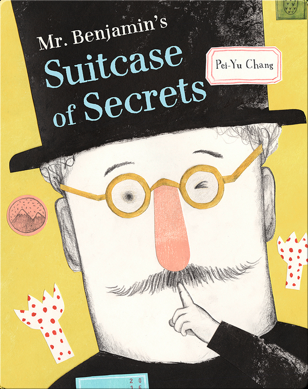 Mr. Benjamin's Suitcase of Secrets