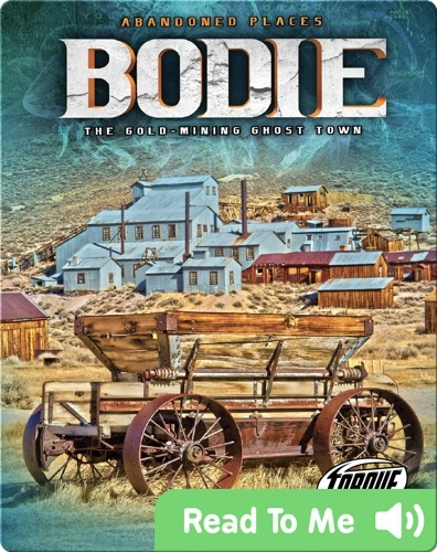 Bodie: The Gold-Mining Ghost Town