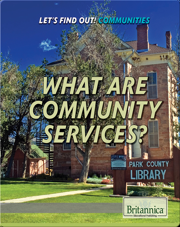 What are Community Services?