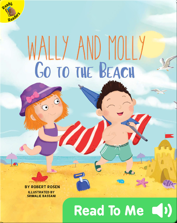 Wally and Molly Go to the Beach