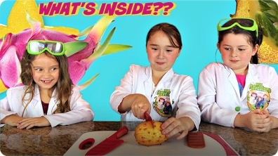 What's Inside?  CUTTING OPEN SQUISHY EXOTIC FRUITS From Around The World!