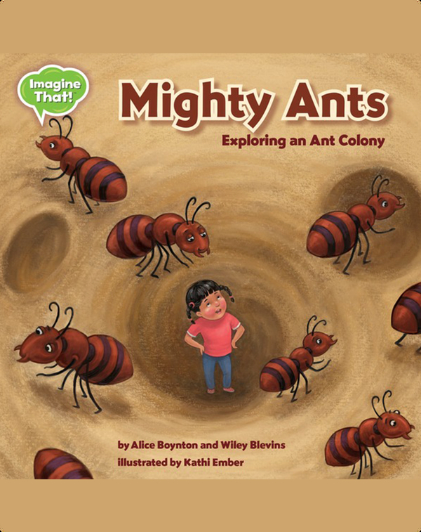Mighty Ants