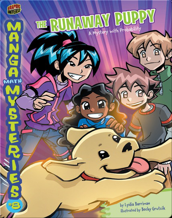 #8 The Runaway Puppy: A Mystery with Probability