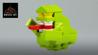 How To Build LEGO Ghostbusters Slimer