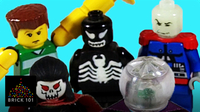 How To Build LEGO Spider-Man Villains