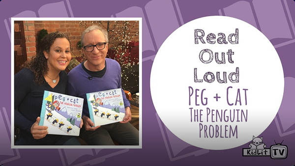 Read Out Loud | PEG + CAT THE PENGUIN PROBLEM