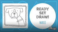 READY SET DRAW! | Christopher Browne Draws Marlo