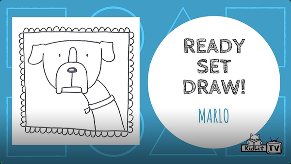 READY SET DRAW! | Christopher Browne Draws Marlo