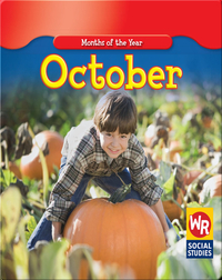 Months of the Year: October