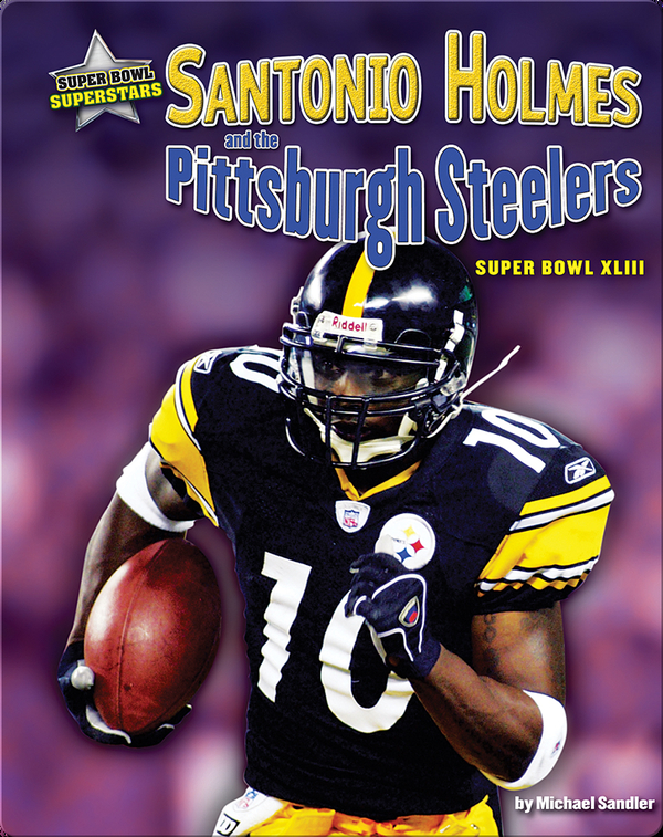 Santonio Holmes and the Pittsburgh Steelers: Super Bowl XLIII