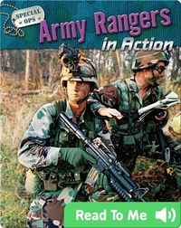 Army Rangers in Action