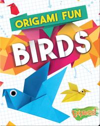Origami Fun: Birds