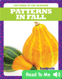 Patterns in Fall