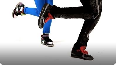 How to Kick Step like Justin Bieber