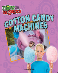 Cotton Candy Machines