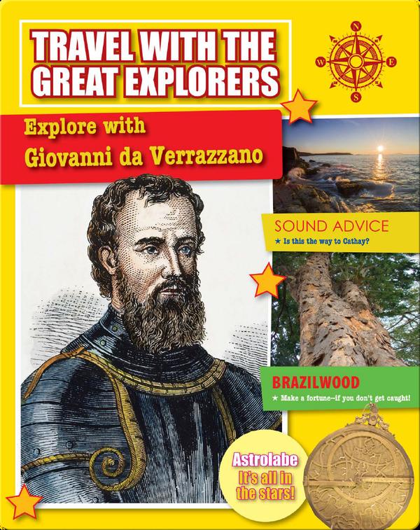 Explore with Giovanni da Verrazzano