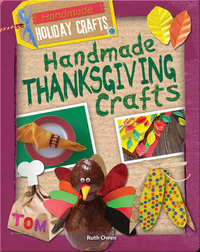 Handmade Thanksgiving Crafts
