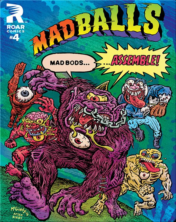Madballs No. 4