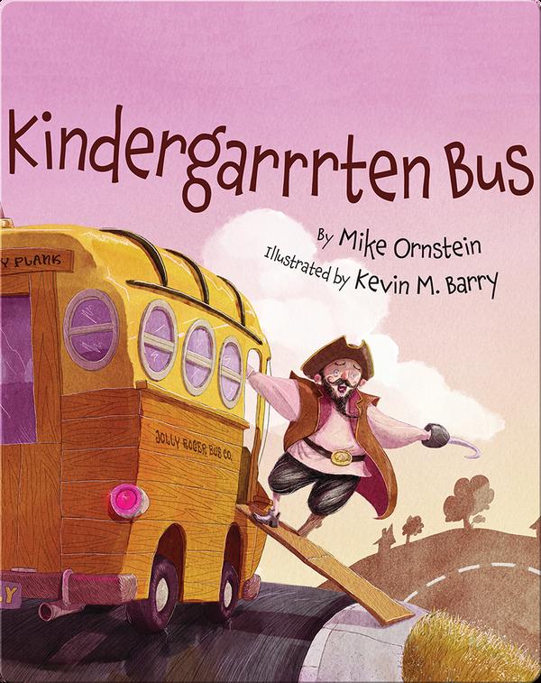Kindergarrrten Bus