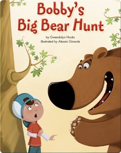 Bobby's Big Bear Hunt