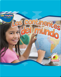 Los Continentes Del Mundo (Continents Together)