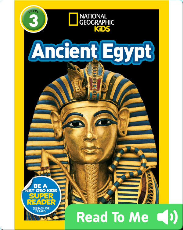 National Geographic Readers: Ancient Egypt (L3)