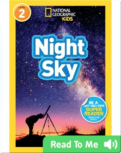 National Geographic Readers: Night Sky