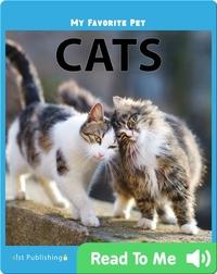 My Favorite Pet: Cats