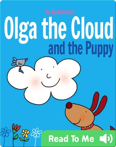 Olga the Cloud and the Puppy