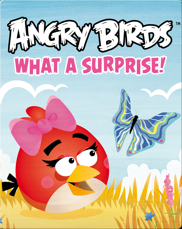 Angry Birds: What a Surprise