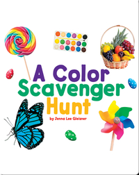 A Color Scavenger Hunt