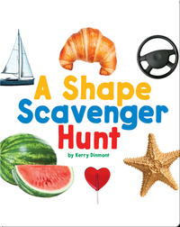 A Shape Scavenger Hunt