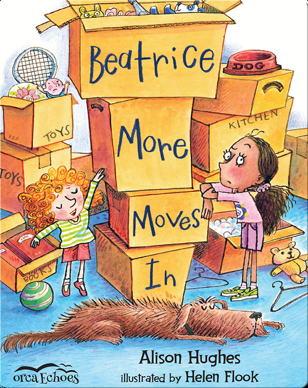 Beatrice More Moves In