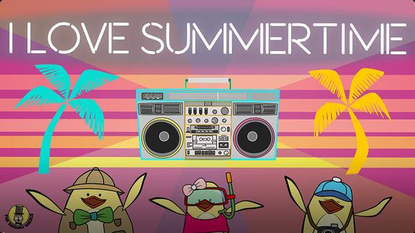 I Love Summertime
