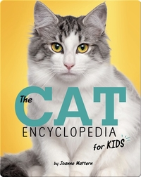 Cat Encyclopedia for Kids