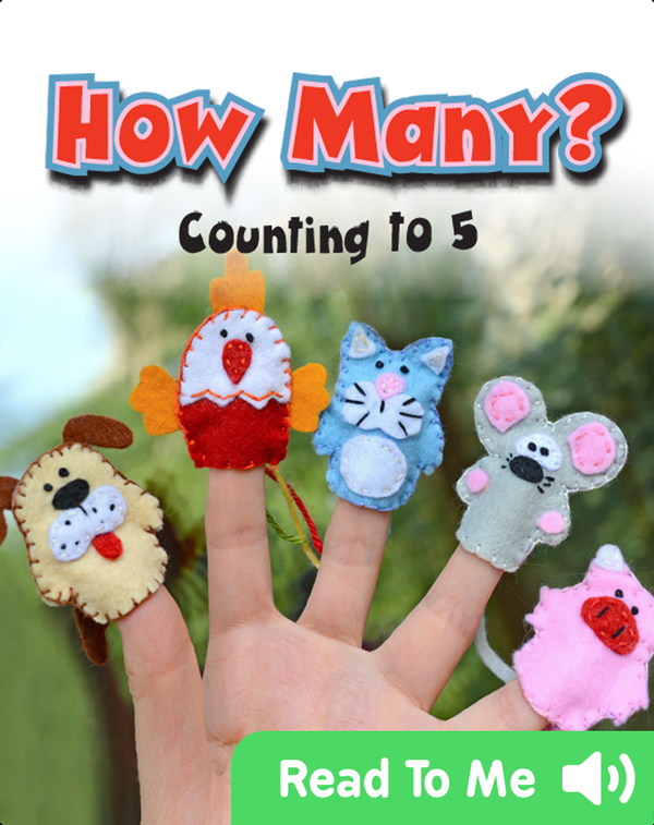 How Many? Counting To Five