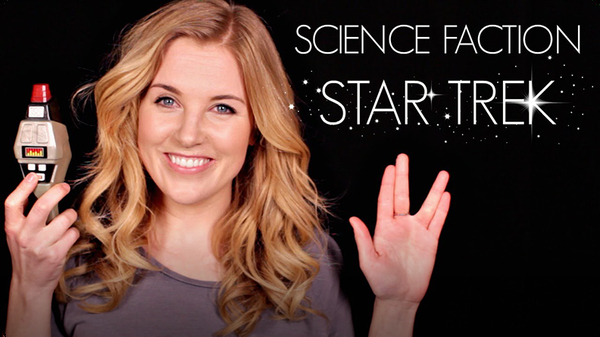 Science Faction: Star Trek