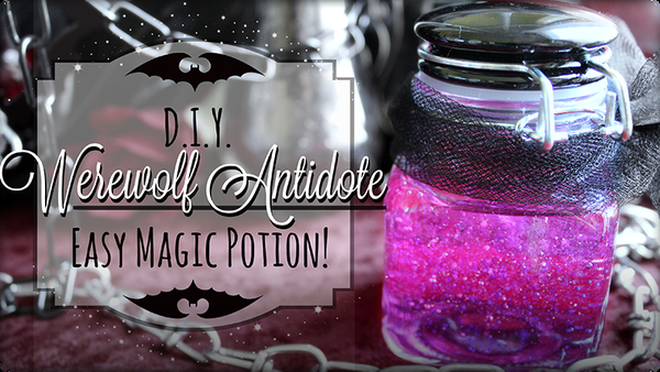 How to Make a Hand Sanitizer 'Magic Potion' for Cold and Flu Season