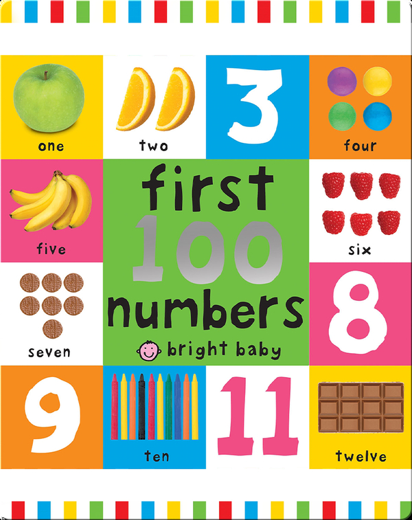 First 100 Numbers (Bright Baby)