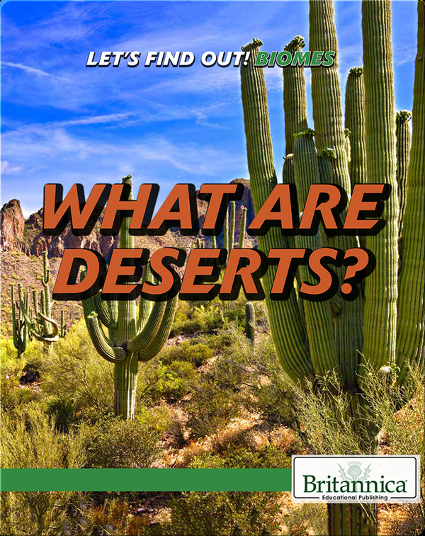 What Are Deserts?