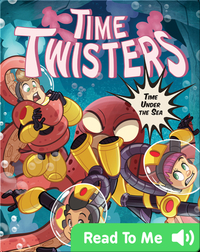 Time Twisters #4: Time Under the Sea