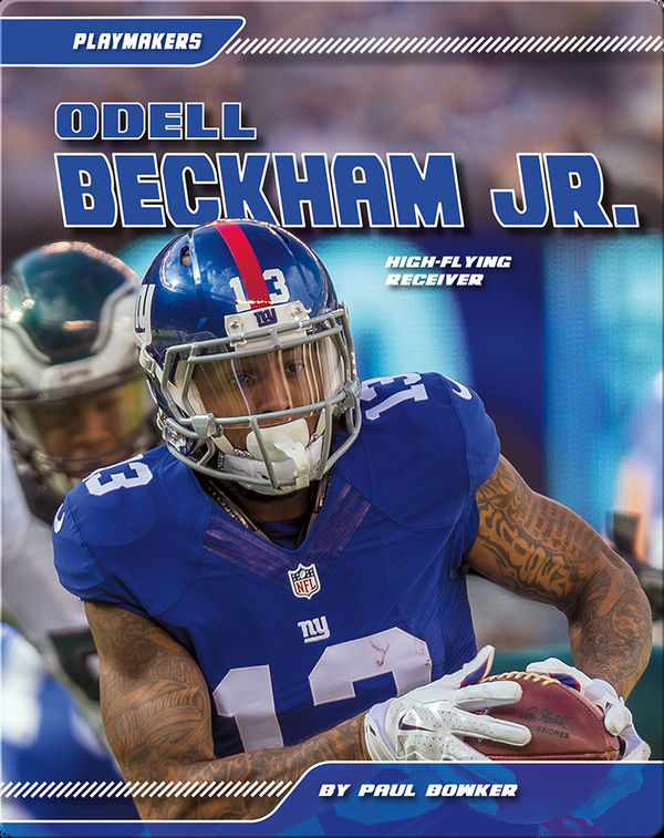 Odell Beckham Jr.: High-Flying Receiver